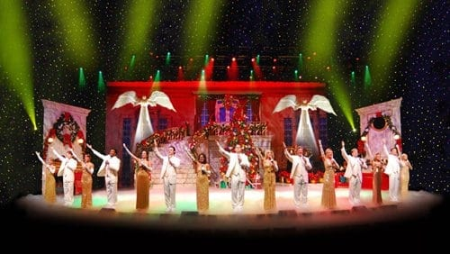 alabama theatre christmas show