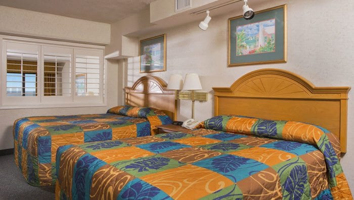North Myrtle Beach Suites Oceanfront One Bedroom Condo - Bedroom