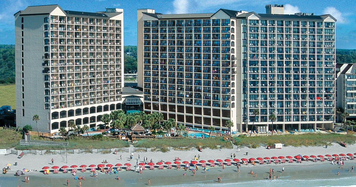 Welcome To Beach Cove Resort Premier North Myrtle Beach Resorts