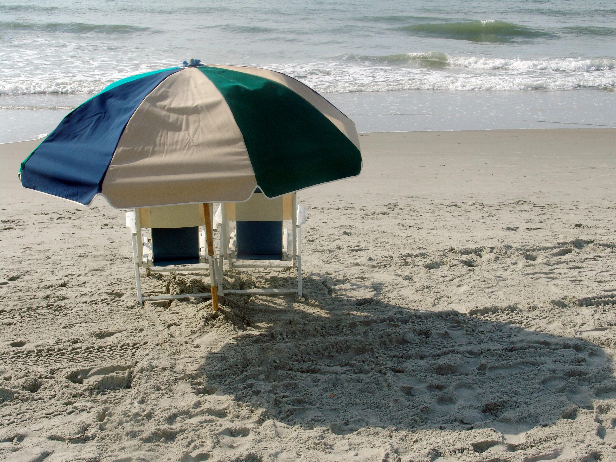 North Myrtle Beach Travel Guide Beach Chairs