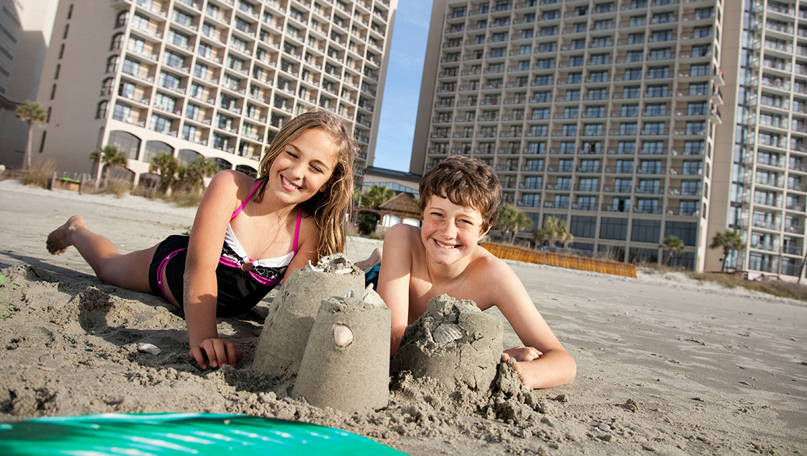 Sandcastle at Beach Cove Resort