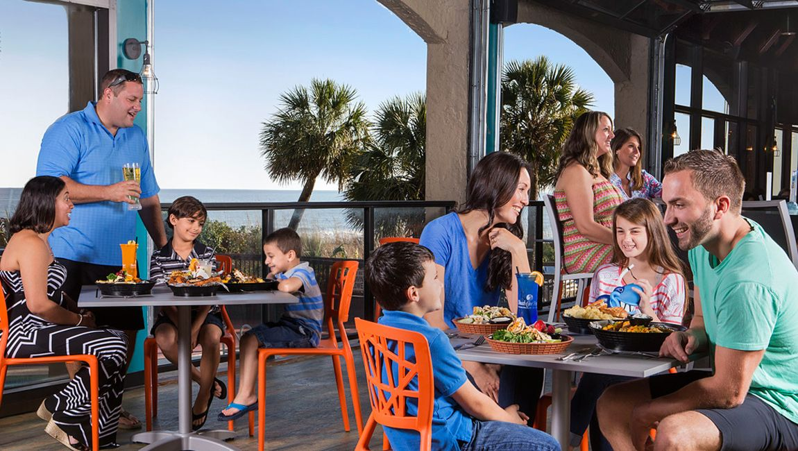 North Myrtle Beach Dining Spot