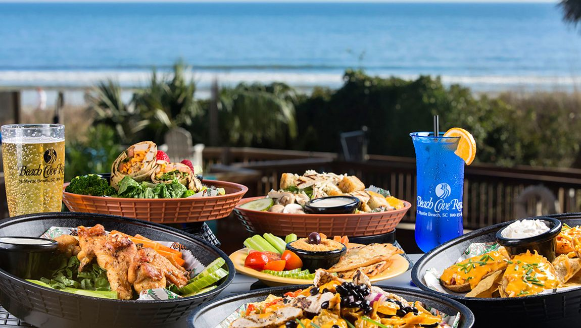Beach Cove Resort Dining Options