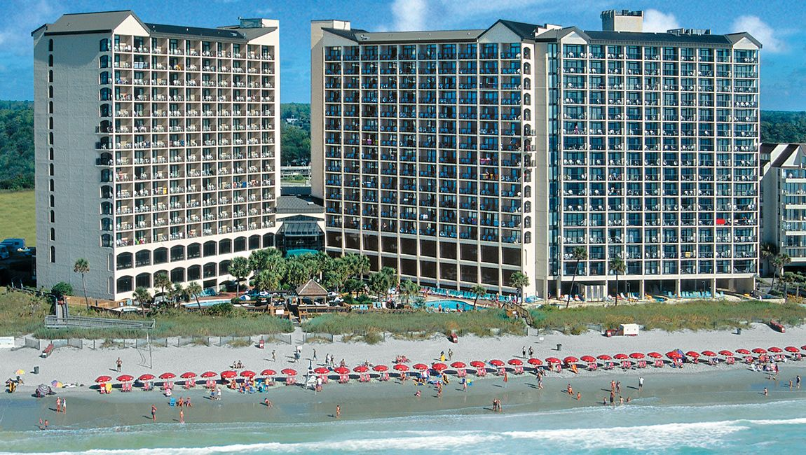 North Myrtle Beach Exterior