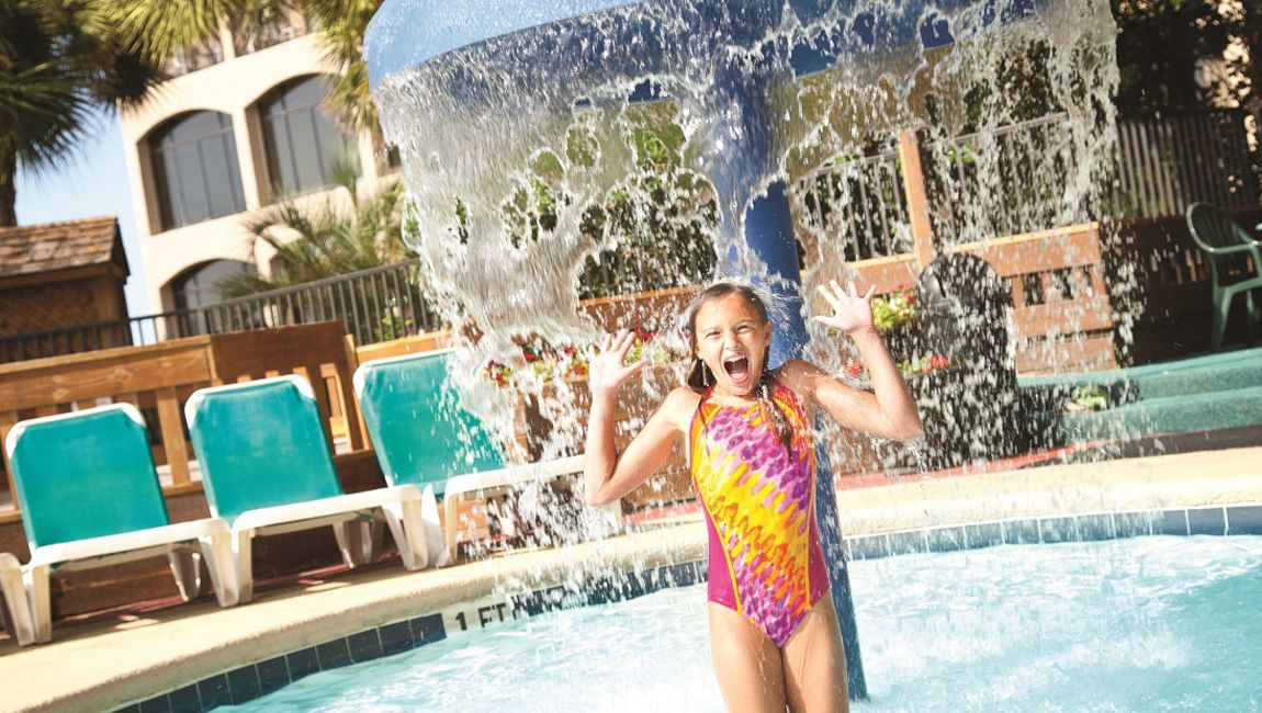 Beach Cove Resort Kids' Pool